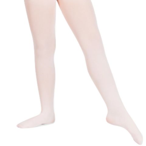 Child's Footed Stockings -Theatrical Pink