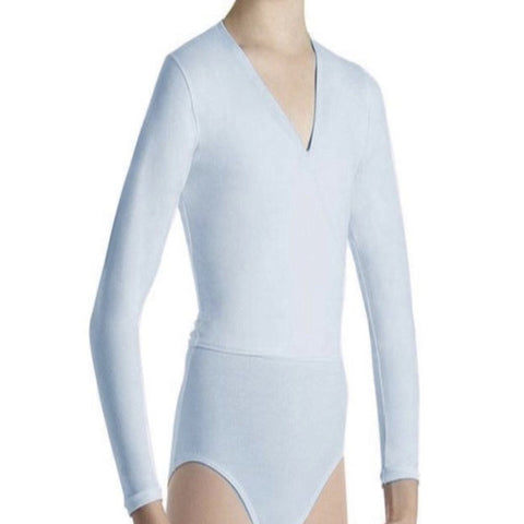 Bloch Ballet Wrap Cross Over - Girl's size CHM (Second Hand)
