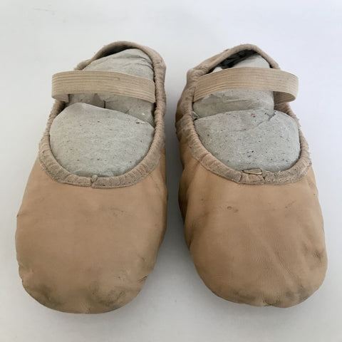Bloch Ballet Shoes (Girl's size 2.5C) - Second Hand