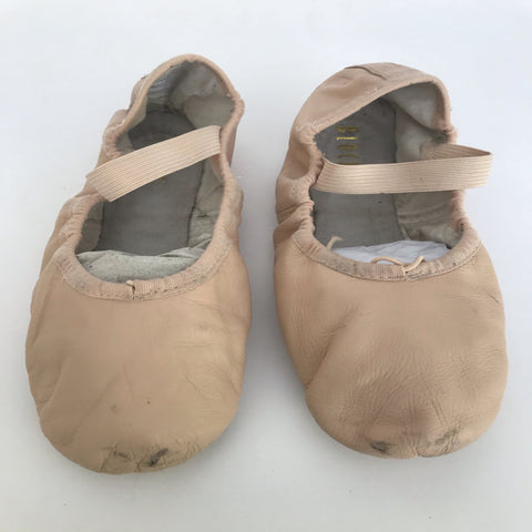Bloch Ballet Shoes (Ladies' size 3.5A) - Second Hand