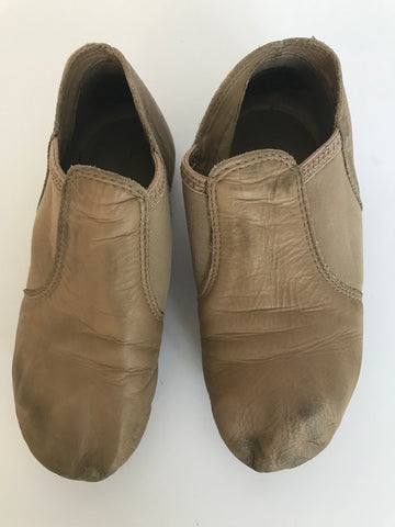 Capezio Jazz Shoes (Girl's size 13N) - Second Hand