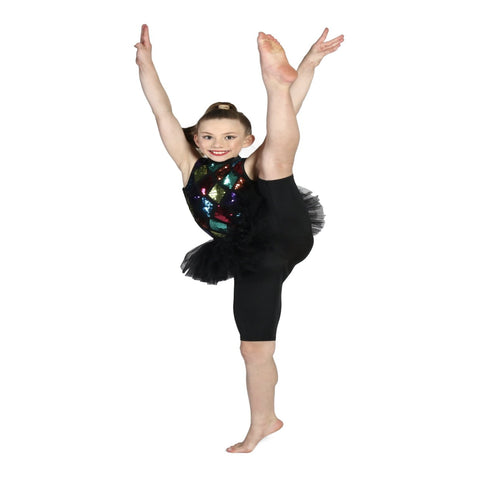 """Harlequin"" Acro Costume - Child size 10 yrs (Second Hand)"