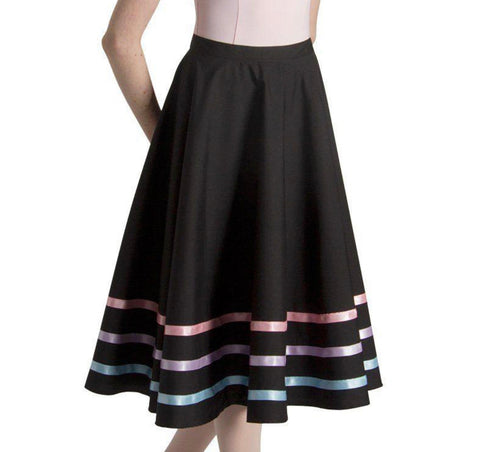 Bloch Ribbon Girl's Character Skirt - Child size M Child 6-8 yrs (Second Hand)