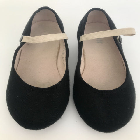 Bloch Character Shoes Flat Heeled. (Size 12.5 Child's) - Second Hand