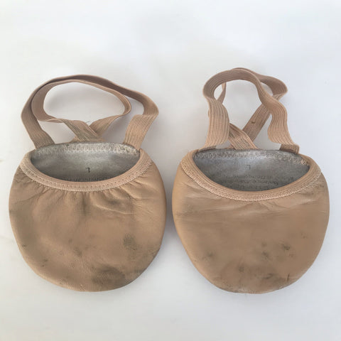 Lyrical Modern Half Ballet Shoes - Second Hand