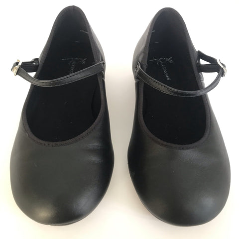 SLICK TAP SHOES (Size US 3) - Second Hand