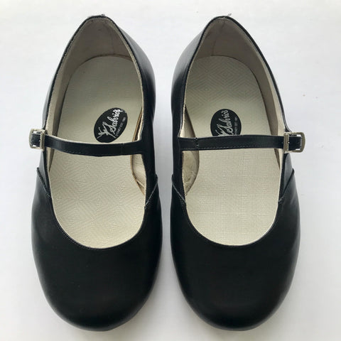 Salvio Hand Made Tap/Stage Shoe in Black (Ladies' size 9) BRAND NEW!!