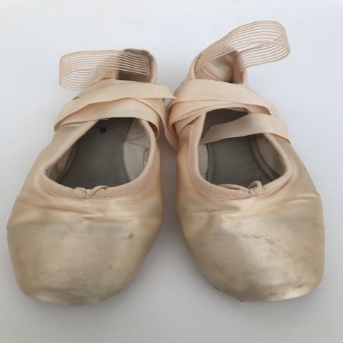Bloch Demi Ballet Shoes (Size 3.5A - AUS Size 6) -Second Hand