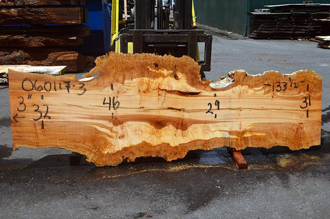Burly Maple Slab | Goby Walnut