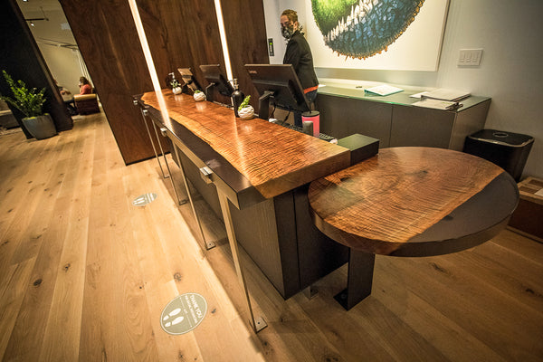 Front Desk of the Bidwell
