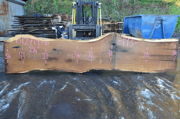 012719-06 Oregon White Oak Slab