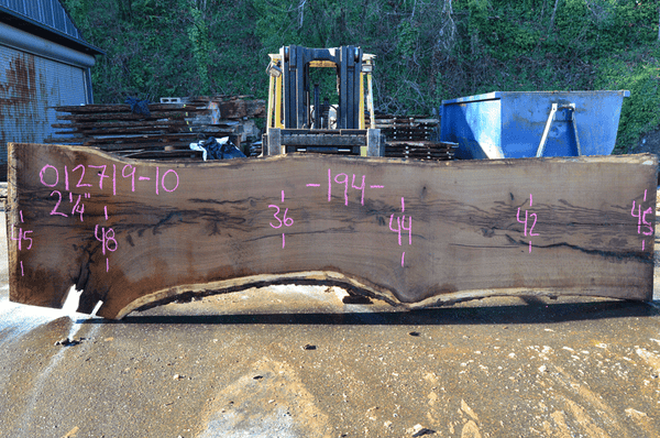 012719-10 Oregon White Oak Slab