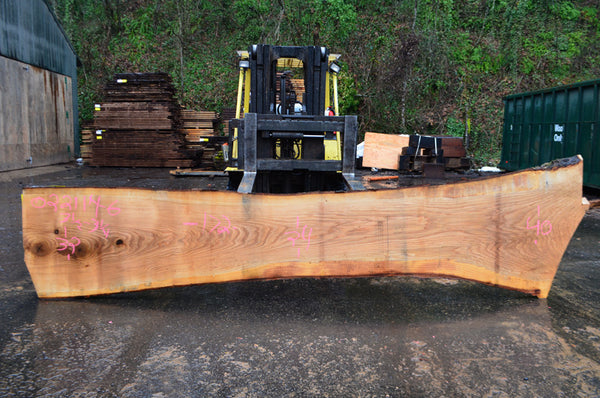 Oregon White Oak Slab 022114-06