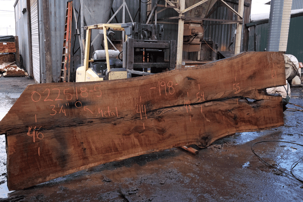 Oregon White Oak Slab 022518-05