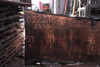 Oregon Black Walnut Slab 022618-06