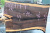 022719-07 Oregon Black Walnut Slab