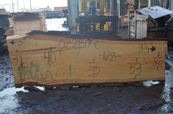 Oregon Fir Slab 022817-06