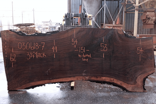 Oregon Black Walnut 030618-07
