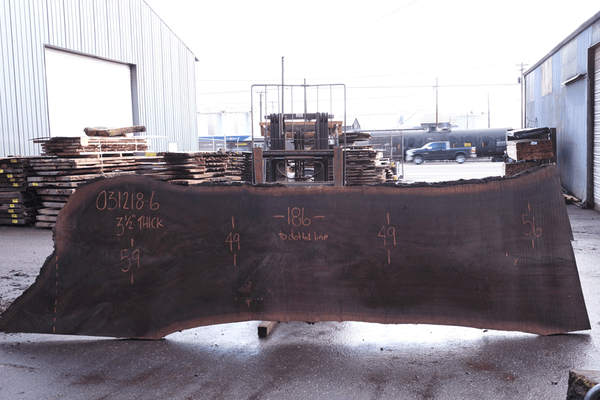 Oregon Black Walnut 031218-06