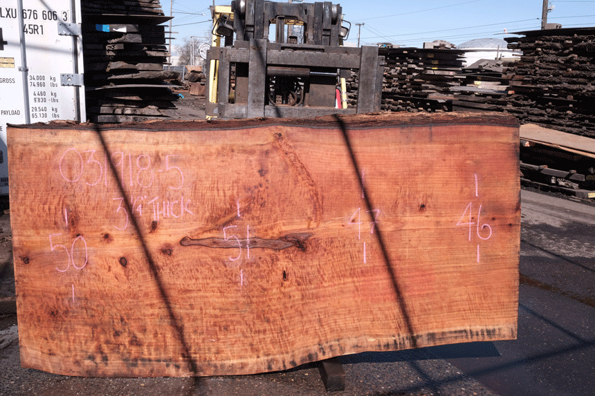 Redwood Slab 031918-05