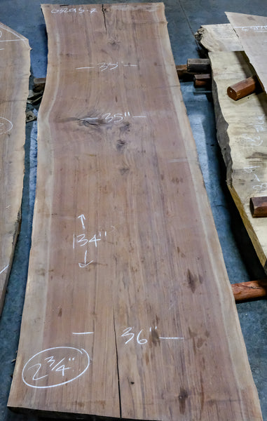 Oregon Black Walnut Slab 032015-7