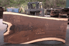 Oregon Black Walnut Slab 040318-02