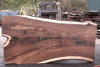 Oregon Black Walnut Slab 040318-04