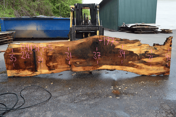 041319-05 Oregon White Oak Slab