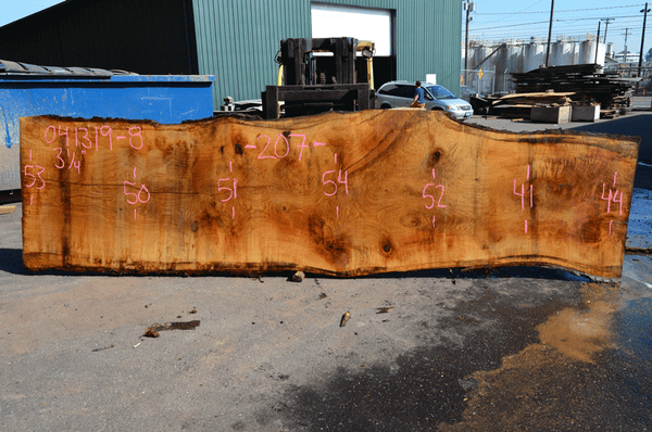 041319-08 Oregon White Oak Slab