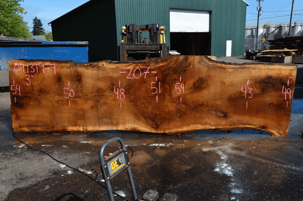 041319-09 Oregon White Oak Slab