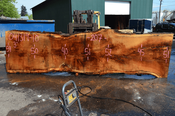 041319-10 Oregon White Oak Slab