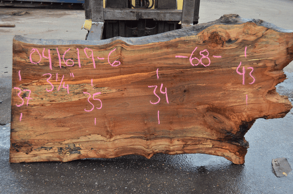 041619-06 Big Leaf Maple Slab