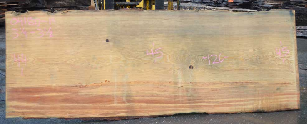 Oregon Fir Slab 041813-14