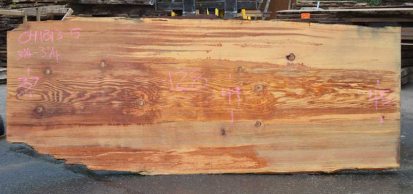 Oregon Fir Slab 041813-05