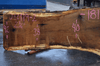 042119-02 Oregon White Oak Slab