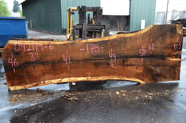 042119-06 Oregon White Oak Slab