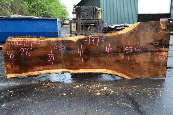 042119-07 Oregon White Oak Slab