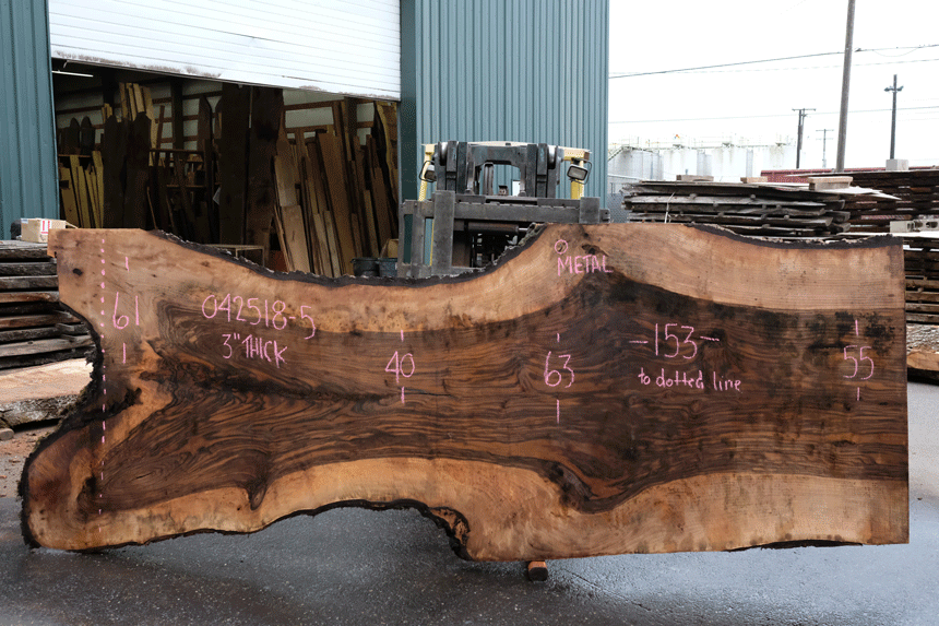 Bastogne Walnut Slab 042518-05