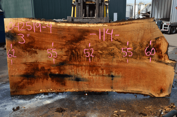042519-04 Oregon White Oak Slab