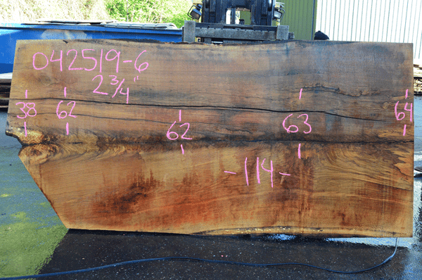 042519-06 Oregon White Oak Slab