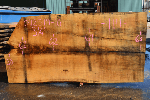 042519-10 Oregon White Oak Slab