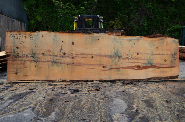 Oregon Fir Slab 042714-08