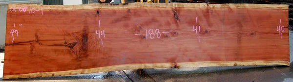 Oregon Redwood Slab 050610-01