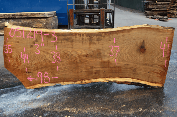 051219-03 Oregon White Oak Slab