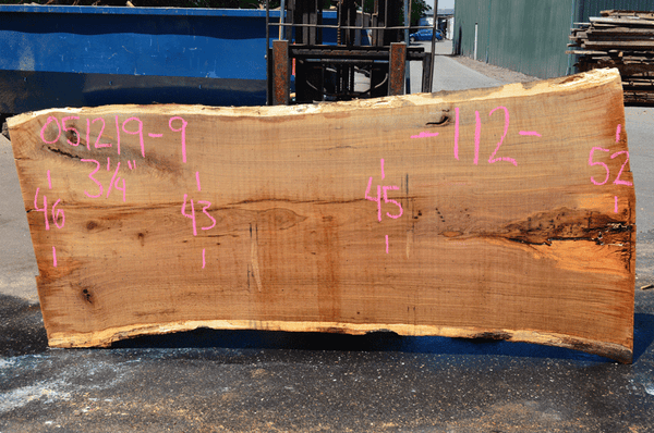 051219-09 Oregon White Oak Slab