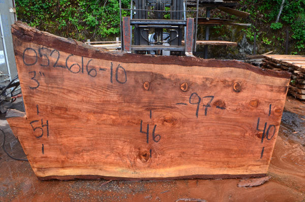 Oregon Redwood Slab 052616-10