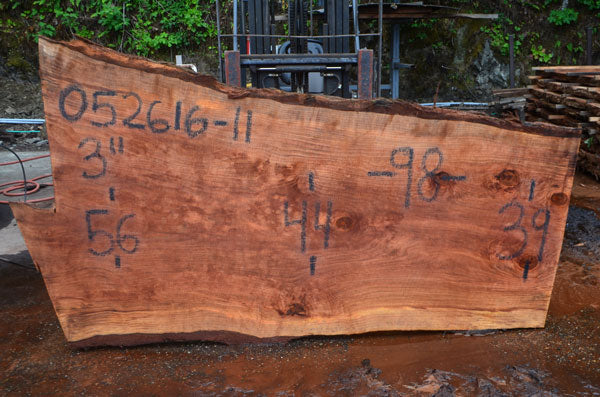 Oregon Redwood Slab 052616-11
