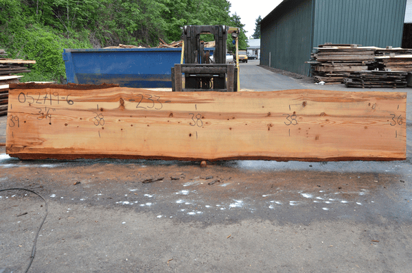052719-06 Oregon Fir Slab