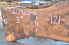 Oregon Black Walnut Slab 060920-06