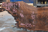 061819-07 Oregon Black Walnut Slab